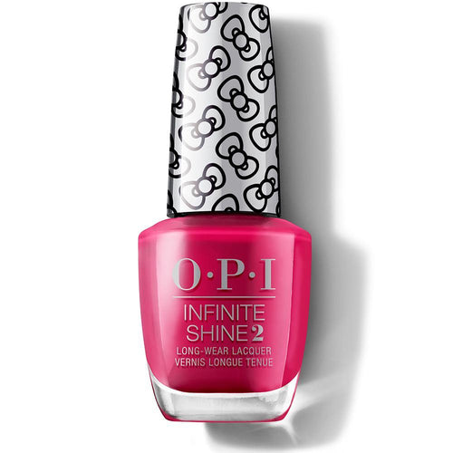 OPI Infinite Shine - All About The Bows - #HRL35