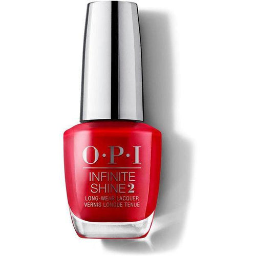 OPI Infinite Shine - Big Apple Red - #ISLN25
