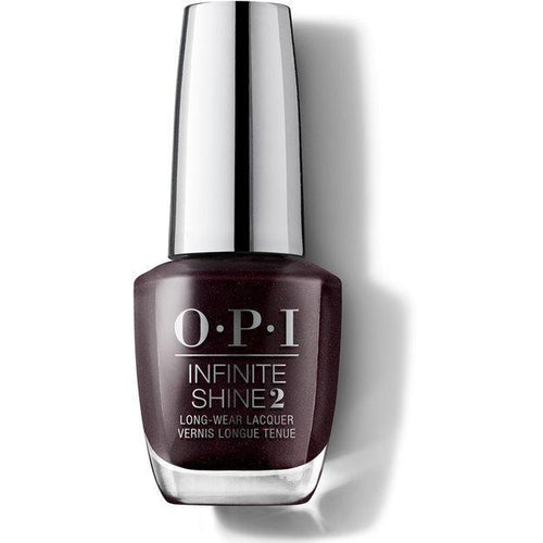 OPI Infinite Shine - Black To Reality 0.5 oz - #ISHRK27
