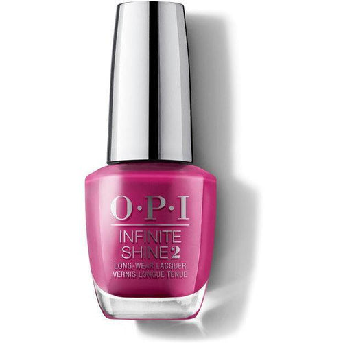 OPI Infinite Shine - Don't Provoke the Plum! - #ISL63