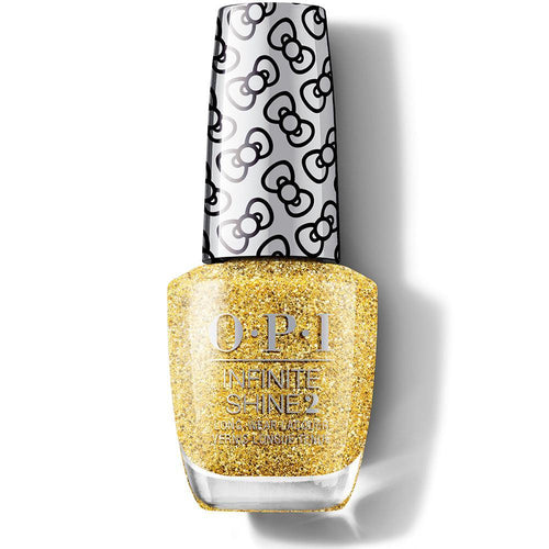 OPI Infinite Shine - Glitter All The Way - #HRL43