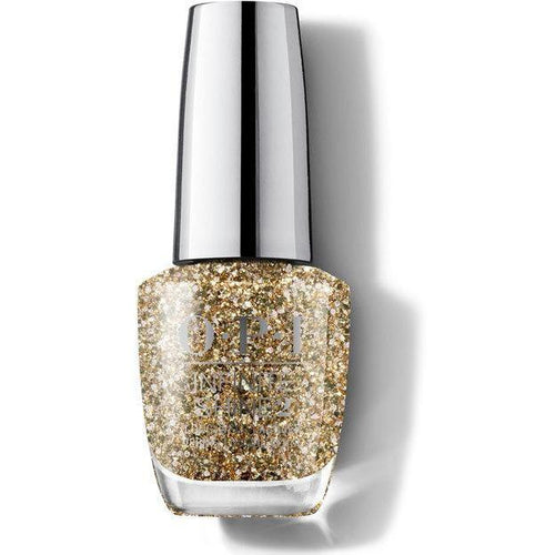 OPI Infinite Shine - Gold Key To The Kingdom 0.5 oz - #ISHRK28
