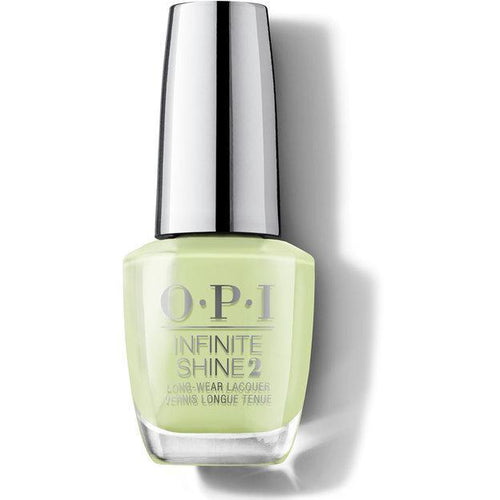 OPI Infinite Shine - How Does Your Zen Garden Grow? - #ISLT86