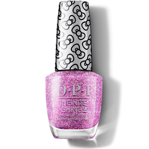 OPI Infinite Shine - Let's Celebrate! - #HRL34