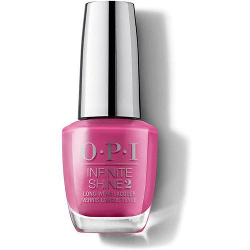 OPI Infinite Shine - No Turning Back From Pink Street 0.5 oz - #ISLL19