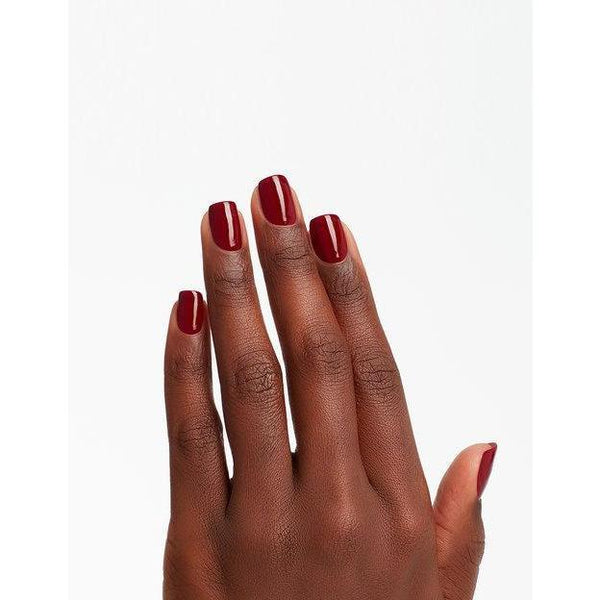OPI Infinite Shine - Raisin' The Bar - #ISL14