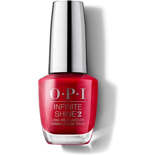 OPI Infinite Shine - The Thrill of Brazil - #ISLA16