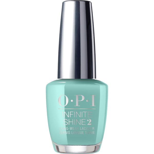 OPI Infinite Shine - Verde Nice To Meet You - #ISLM84