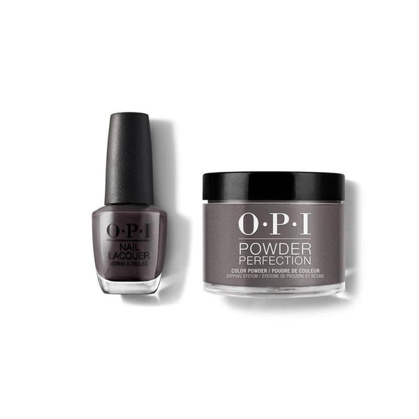 OPI - Lacquer & Dip Combo - How Great is your Dane?