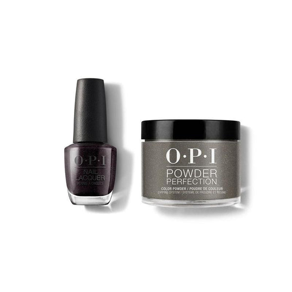 OPI - Lacquer & Dip Combo - My Private Jet