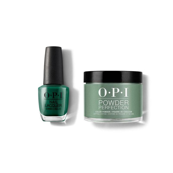 OPI - Lacquer & Dip Combo - Stay off the Lawn!!