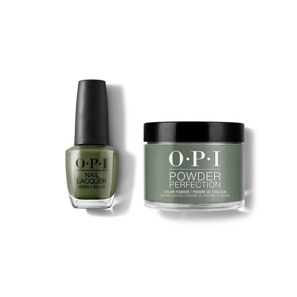 OPI - Lacquer & Dip Combo - Suzi the First Lady of Nails