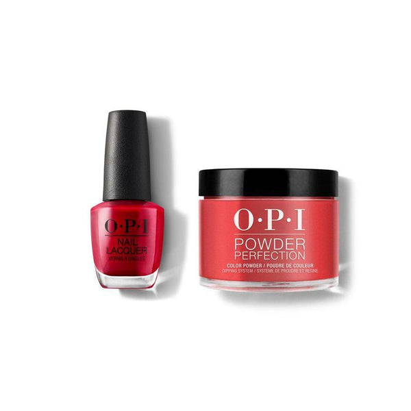 OPI - Lacquer & Dip Combo - The Thrill of Brazil