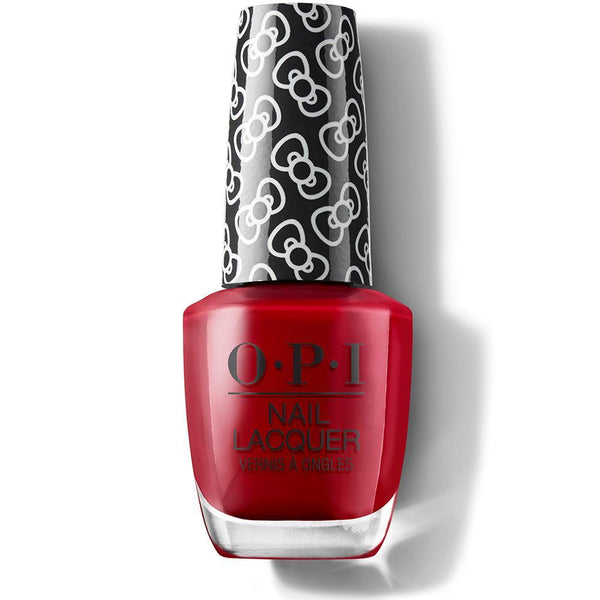 OPI Nail Lacquer - A Kiss On The Chic 0.5 oz - #HRL05