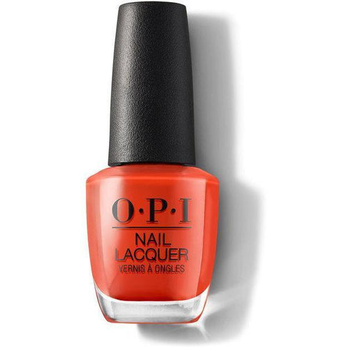 OPI Nail Lacquer - A Red-vival City	0.5 oz - #NLL22