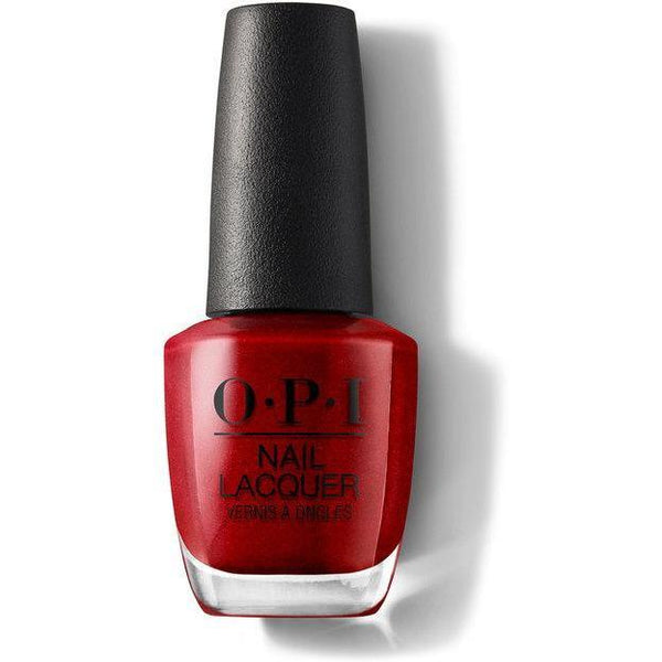OPI Nail Lacquer - An Affair in Red Square 0.5 oz - #NLR53