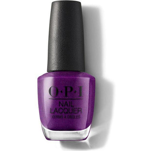 OPI Nail Lacquer - Berry Fairy Fun 0.5 oz - #NLHRK08