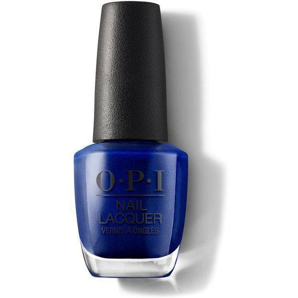 OPI Nail Lacquer - Blue My Mind 0.5 oz - #NLB24