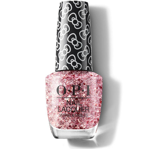 OPI Nail Lacquer - Born To Sparkle 0.5 oz - #HRL13