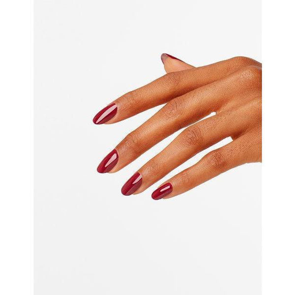 OPI Nail Lacquer - Chick Flick Cherry 0.5 oz - #NLH02