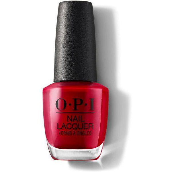 OPI Nail Lacquer - Color So Hot It Berns 0.5 oz - #NLZ13