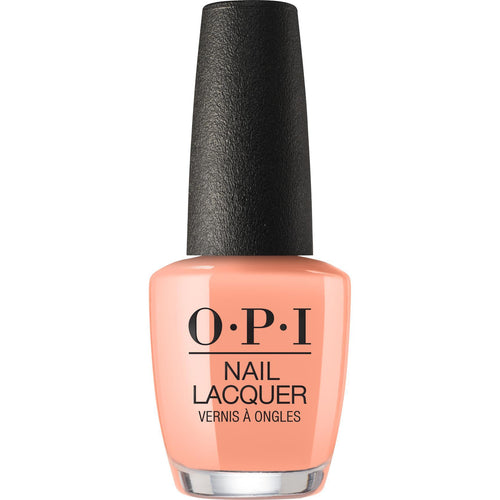 OPI Nail Lacquer - Coral-ing Your Spirit Animal 0.5 oz - #NLM88