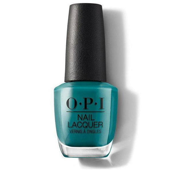 OPI Nail Lacquer - Dance Party 'Teal Dawn 0.5 oz - #NLN74