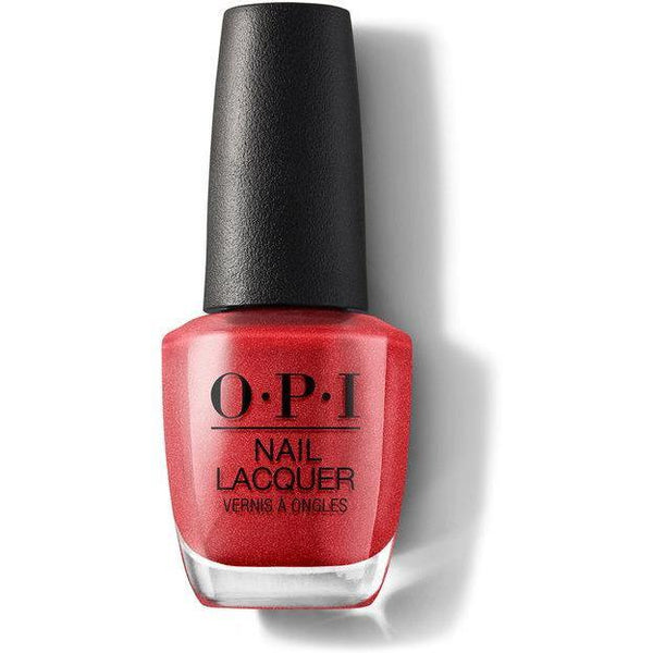OPI Nail Lacquer - Go with the Lava Flow 0.5 oz - #NLH69