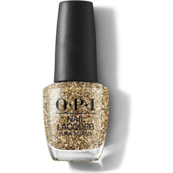 OPI Nail Lacquer - Gold Key To The Kingdom 0.5 oz - #NLHRK13