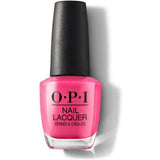 OPI Nail Lacquer - Kiss Me On My Tulips 0.5 oz - #NLH59