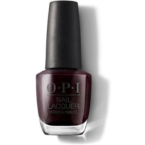 OPI Nail Lacquer - Midnight in Moscow 0.5 oz - #NLR59