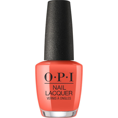 OPI Nail Lacquer - My Chihuahua Doesn't Bite Anymore 0.5 oz - #NLM89