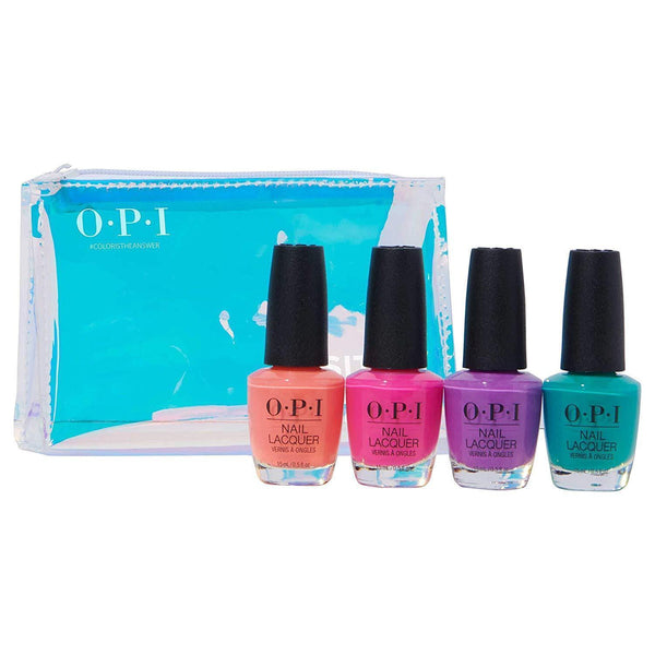 OPI Nail Lacquer - Neons Nail Lacquer 4PC Gift Set