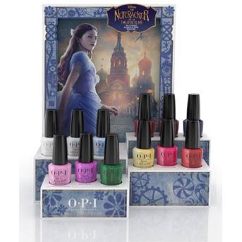 OPI Nail Lacquer - Nutcracker Collection - 12pc Kit Display