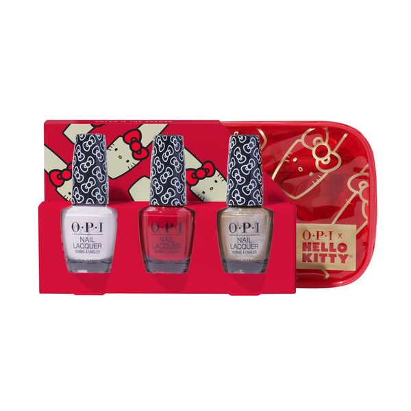 OPI Nail Lacquer - OPI x Hello Kitty Trio Pack