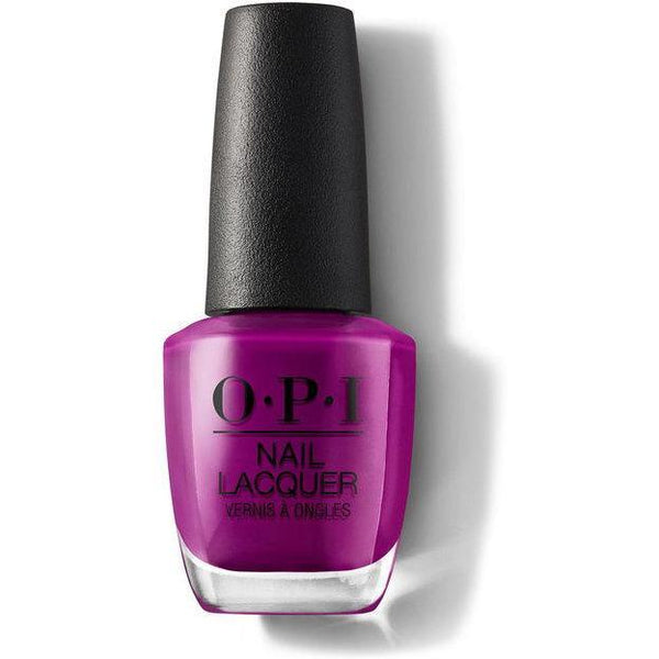 OPI Nail Lacquer - Pamplona Purple 0.5 oz - #NLE50