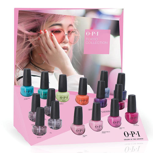 OPI Nail Lacquer - Tokyo Collection - 16pc Display