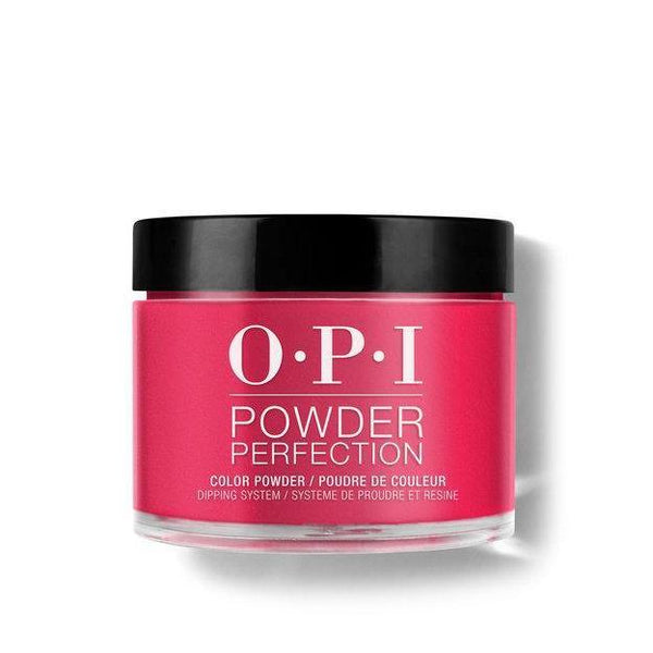 OPI Powder Perfection - Red Heads Ahead 1.5 oz - #DPU12