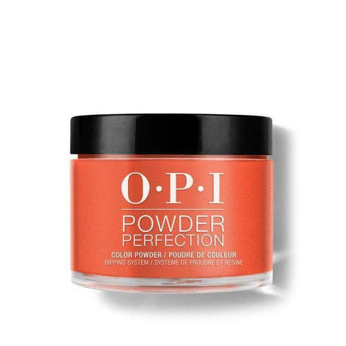 OPI Powder Perfection - Suzi Needs a Loch-smith 1.5 oz - #DPU13