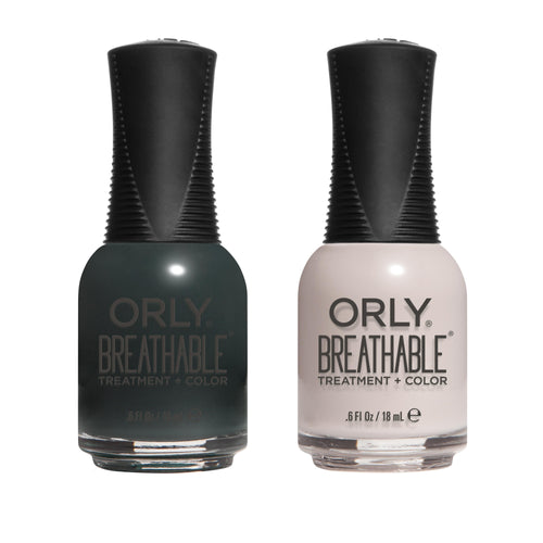 Orly - Breathable Combo - Celeste-Teal & Moon Rise
