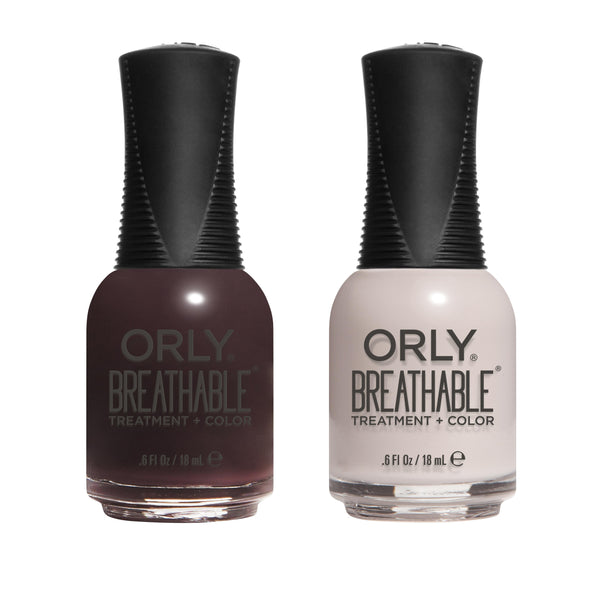 Orly - Breathable Combo - It's Not A Phase & Moon Rise