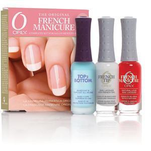 Orly French Manicure Kit Rose - #22040