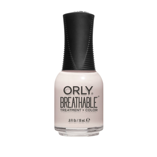 Orly Nail Lacquer Breathable - Light As A Feather - #20909