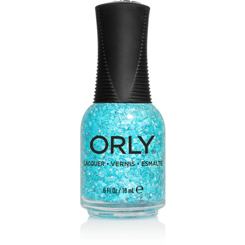 Orly Nail Lacquer - What's The Big Teal - #2000019