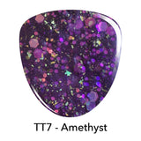 Revel Nail - Dip Powder Amethyst 2 oz - #TT7