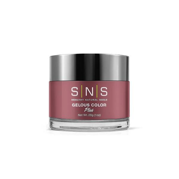 SNS Dipping Powder - Mauvelous Mauve 1 oz - #BOS11