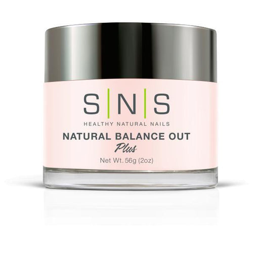 SNS Dipping Powder - Natural Balance Out 2 oz