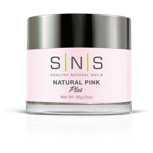SNS Dipping Powder - Natural Pink 2 oz