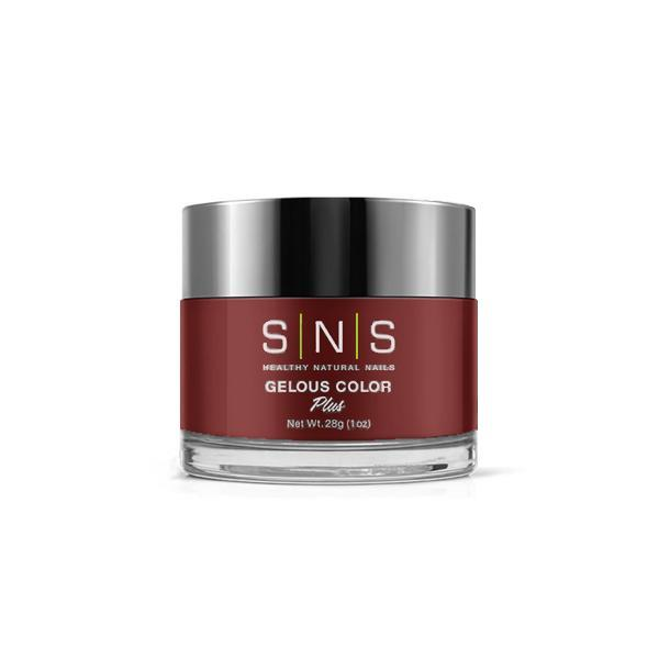 SNS Dipping Powder - Roses in the Shade 1 oz - #BOS23