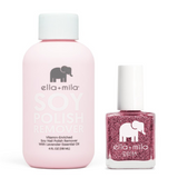 ella+mila - Soy Polish Remover & After Party - .45oz